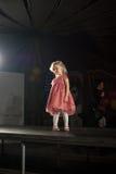比拉罗斯儿童方式星期 免版税库存照片