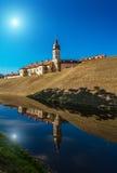 比拉罗斯城堡nesvizh 免版税图库摄影