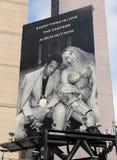 比昂& JAY-Z在A广告牌 库存图片