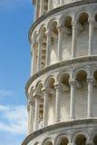 比萨倾斜的塔 库存照片