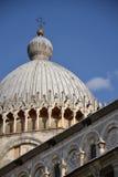比萨大教堂的中央寺院 库存照片