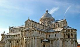 比萨大教堂02 库存照片