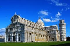 比萨大教堂 免版税图库摄影