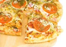 比萨饼 免版税库存照片