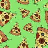 比萨饼 免版税库存图片