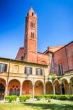比萨,托斯卡纳,意大利-圣诞老人Caterina教会  免版税库存图片