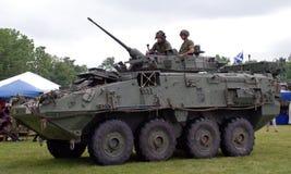 比赛乔治城高地lorne军团scot 库存照片