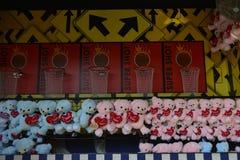 比赛操场,香港海洋公园 库存图片