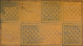 比赛从前 免版税库存照片