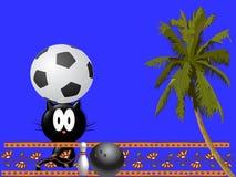 比赛 免版税库存图片
