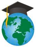毕业向量 向量例证