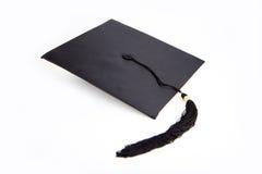 毕业帽子 免版税图库摄影
