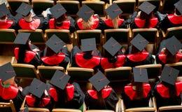 毕业庆祝 图库摄影