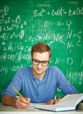 毕业测试 免版税库存图片