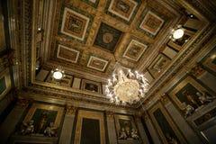 毕加索博物馆在巴塞罗那 免版税库存图片