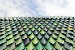 毕尔巴鄂竞技场,是一个室内竞技场在毕尔巴鄂,西班牙 免版税库存图片