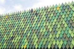 毕尔巴鄂竞技场,是一个室内竞技场在毕尔巴鄂,西班牙 库存图片