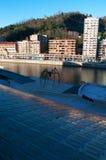 毕尔巴鄂,比斯开湾,巴斯克地区,西班牙,北西班牙,伊比利亚半岛,欧洲省  免版税图库摄影