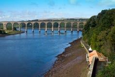 毗邻皇家的桥梁 库存照片