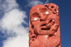 毛利人的文化 免版税库存图片