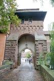 毛尔布龙修道院 免版税库存照片