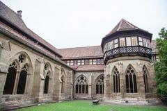 毛尔布龙修道院 库存照片