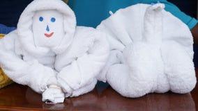 毛巾动物 库存照片
