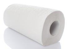 毛巾纸卷 图库摄影