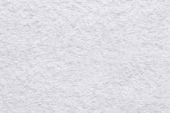 毛巾背景的棉花纹理 库存图片