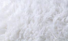 毛皮地毯纹理  免版税库存照片