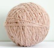毛线球。 库存照片