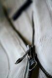 毛线衣白色 库存照片