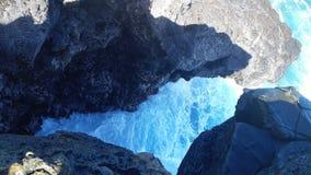 毛里求斯海岛海  库存图片