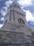 民族大会战纪念碑,莱比锡 库存图片