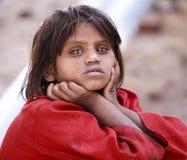 贫民窟印度– Dharamshala 免版税库存照片