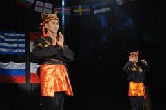 民间传说印度尼西亚语 图库摄影