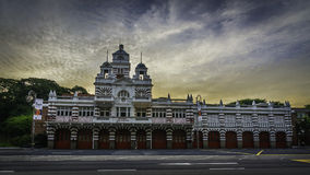 民防遗产画廊,新加坡 免版税库存照片