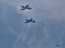 民主武库 --海盗战斗机 库存图片