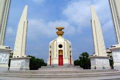 民主纪念碑泰国 免版税图库摄影