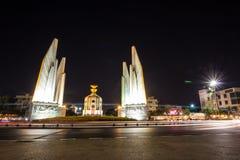 民主纪念碑 免版税图库摄影