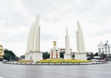 民主纪念碑 免版税库存图片