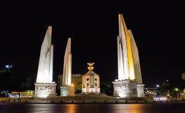 民主纪念碑 免版税库存照片