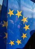 民主/KOD/的保护委员会的示范  免版税库存图片