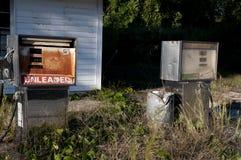 气体危机 免版税库存照片