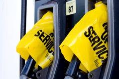 气体危机 免版税库存图片