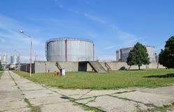 气体容器 库存图片