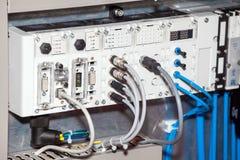 气动力学和机电系统 库存照片