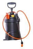 气动力学的杀虫剂喷雾器 库存图片