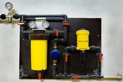 气动力学的设备 免版税库存图片