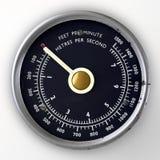 气动测微仪速度 库存图片